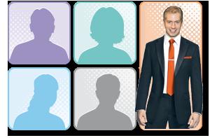 listing agent avatars